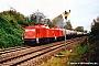 """LEW 13925 - DB Cargo """"204 607-6"""" __.__.2001 - Wittgensdorf, oberer BahnhofFelix Seraphin"""