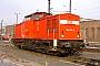 """LEW 13925 - Railion """"204 607-6"""" 02.02.2006 - Dresden-FriedrichstadtTorsten Frahn"""