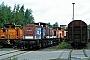 """LEW 13930 - DB Cargo """"204 612-6"""" 21.08.2004 - Chemnitz, AusbesserungswerkKlaus Hentschel"""
