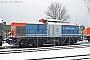 """LEW 13931 - NbE """"203 163-1"""" 10.01.2010 - Aschaffenburg, HafenRalph Mildner"""