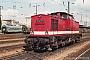 "LEW 13931 - DR ""112 613-5"" 08.09.1987 - Erfurt, HauptbahnhofMichael Uhren"