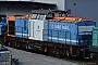 "LEW 13931 - SONATA ""203 163-1"" 14.01.2018 - Mosbach (Baden), Gmeinder LokomotivenHarald S"