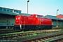 "LEW 13934 - DB Cargo ""204 616-7"" __.10.1999 - BautzenSylvio Scholz"
