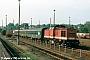 """LEW 13944 - DR """"204 626-6"""" 04.08.1993 - Kamenz (Sachsen)der Falke"""