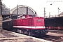 "LEW 13944 - DR ""114 626-5"" 05.03.1991 - Dresden, HauptbahnhofMichael Uhren"