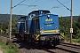 """LEW 13948 - MWB """"V 1202"""" 27.06.2011 - Sackenbach (bei Lohr am Main)Burkhard Sanner"""