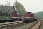 "LEW 13950 - DB AG ""202 632-6"" 11.05.1996 - Zeulenroda unt. Bf.Mathias Reips"