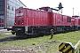 "LEW 13959 - DB Cargo ""204 641-5"" 22.04.2003 - Saalfeld (Saale)Maik Watzlawik"