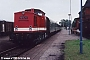 "LEW 14070 - DR ""112 643-2"" 22.06.1991 - Gernrode (Harz)