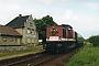 """LEW 14072 - DB AG """"202 645-8"""" 23.05.1998 - WallendorfDaniel Berg"""