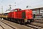 """LEW 14078 - EBM Cargo """"203 111-0"""" 08.03.2013 - MannheimErnst Lauer"""