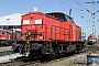 "LEW 14357 - Railion ""203 118-5"" 09.05.2008 - Magdeburg-Rothensee