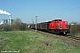 """LEW 14359 - DB Schenker """"203 658-0"""" 07.04.2010 - BunaJörg Boeisen"""