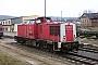 "LEW 14365 - DB Cargo ""204 664-7"" 27.12.2003 - Saalfeld (Saale) Peter Wegner"