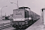 """LEW 14367 - DR """"112 666-3"""" 09.08.1988 - Wittstock (Dosse)Wolfram Wätzold"""