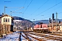"LEW 14372 - DB Cargo ""204 671-2"" 16.01.2001 - ProbstzellaHelmut Sangmeister"