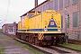 """LEW 14373 - DB Netz """"203 316-5"""" __.04.2009 - BraunschweigDirk Höding"""
