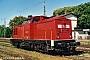 """LEW 14374 - DB Cargo """"204 673-8"""" __.06.2001 - ZossenRalf Dittrich"""