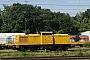 """LEW 14376 - DB Netz """"203 301-7"""" 01.08.2015 - Duisburg-WedauWerner Schwan"""