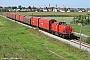 """LEW 14379 - Railion """"203 120-1"""" 09.09.2008 - Straubing-OstLeo Wensauer"""