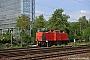 """LEW 14379 - DB Fahrwegdienste """"203 120-1"""" 16.05.2010 - Mannheim, HauptbahnhofSebastian Schrader"""