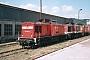 """LEW 14381 - DB Cargo """"204 680-3"""" __.07.2000 - Saalfeld (Saale)Mario Fliege"""