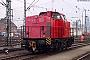 "LEW 14384 - DB Regio ""203 112-8"" 12.04.2005 - NürnbergFrank Weimer"