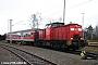 """LEW 14384 - DB Regio """"203 112-8"""" 22.12.2008 - Nürnberg, AusbesserungswerkWolfgang Kollorz"""