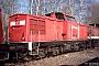 """LEW 14387 - DB Cargo """"204 686-0"""" 31.03.2004 - ChemnitzKlaus Hentschel"""
