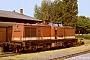 """LEW 14389 - DR """"110 688-9"""" 20.05.1989 - HalberstadtThomas Ehrhardt"""