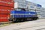 """LEW 14390 - Rhenus Rail """"102"""" 02.06.2013 - Mannheim, HafengebietErnst Lauer"""