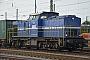 """LEW 14390 - Rhenus Rail """"102"""" 05.08.2014 - MannheimHarald S"""