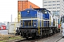 """LEW 14390 - Rhenus Rail """"102"""" 25.01.2015 - Mannheim, HafengebietErnst Lauer"""