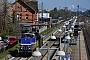 "LEW 14390 - Rhenus Rail ""102"" 01.04.2020 - Ludwigshafen (Rhein)-RheingönheimHarald Belz"