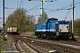 "LEW 14391 - Spitzke Spoorbouw ""V 100-SP-004"" 23.04.2010 - Amsterdam, WesthavenRon Groeneveld"