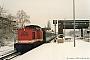 """LEW 14398 - DR """"112 697-8"""" 16.02.1991 - Hamburg-BergedorfClaus Tiedemann"""