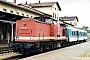 """LEW 14404 - DB Regio """"202 703-5"""" __.05.2000 - Ebersbach (Sachsen)Ralf Brauner"""