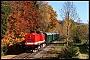 """LEW 14409 - RIS """"112 708-3"""" 31.10.2009 - Einsiedelwww.eisenbahnfotos.eu"""