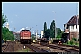 "LEW 14412 - DB AG ""201 711-9"" 20.08.1994 - Berlin-SpandauJan Borchers"