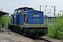 """LEW 14426 - MWB """"V 1203"""" 27.04.2011 - Glauchau (Sachsen)Klaus Hentschel"""