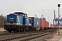 """LEW 14426 - EVB """"V 1203"""" 18.02.2014 - Hamburg-AltenwerderEdgar Albers"""