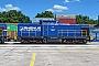 """LEW 14433 - Rhenus Rail """"103"""" 06.08.2017 - Mannheim, HafengebietErnst Lauer"""