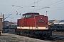 "LEW 14436 - DR ""112 735-6"" 16.03.1991 - Chemnitz, HauptbahnhofIngmar Weidig"