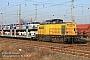 "LEW 14438 - BLG RailTec ""203 737"" 31.01.2012 - Falkenberg (Elster)Harald Neumann"