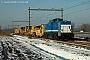"""LEW 14445 - Spitzke Spoorbouw """"V 100-SP-005"""" 30.11.2005 - ZenderenMartijn Schokker"""
