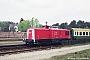 "LEW 14447 - DB AG ""202 746-4"" 08.05.1997 - BasdorfTilo Reinfried"
