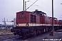 """LEW 14451 - DR """"112 750-5"""" 16.11.1991 - AngermündeMatthias Müller"""