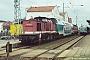 """LEW 14451 - DB AG """"202 750-6"""" 09.04.1998 - GüstrowMichael Uhren"""