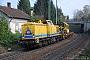 """LEW 14453 - DB Netz """"203 306-6"""" 12.04.2008 - OffenburgYannick Hauser"""