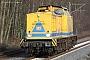 """LEW 14453 - DB Netz """"203 306-6"""" 16.12.2009 - HasteThomas Wohlfarth"""